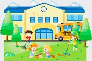 شركة تنظيف مدارس